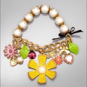 Betsey Johnson Garden Party Bracelet